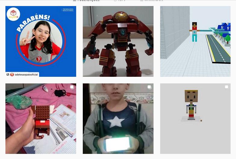 LEGOday - Mascote 01