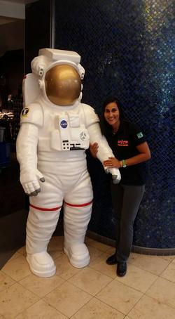 Melissa - Astronauta
