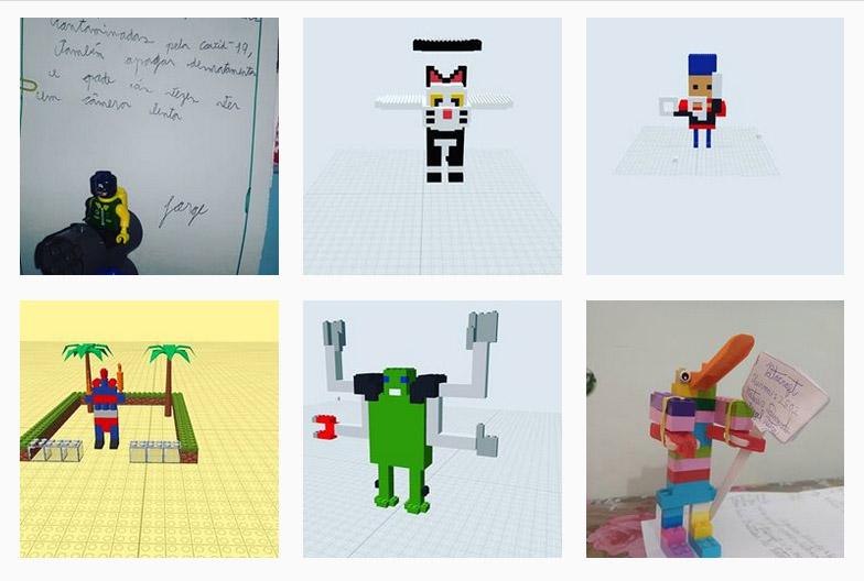 LEGOday - Mascote 04