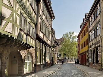 Altstadt Kreisstadt Nordhausen
