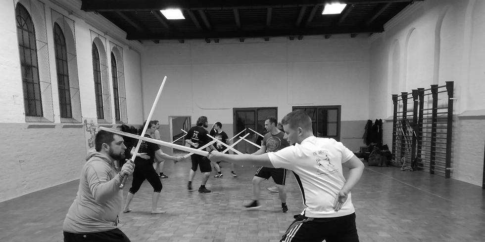 Einsteiger-Seminar Historisches Schwertfechten