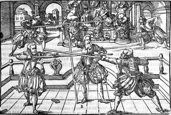Joachim Meyer - im Auftrag von Fürsten, Grafen und Herren