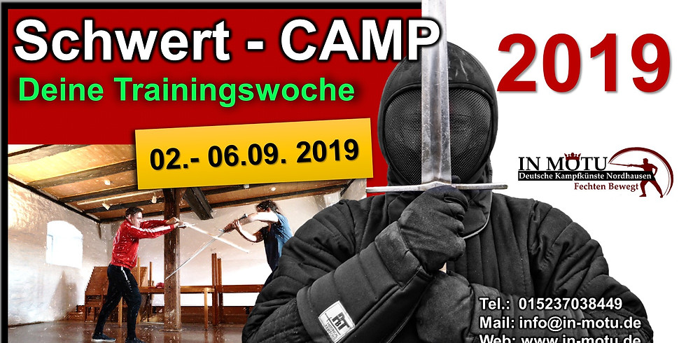 Schwertcamp 2019