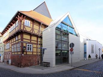 """Stadtmuseum """"Flohburg"""" Nordhausen"""