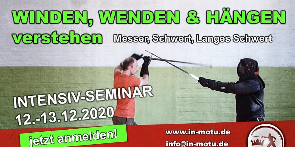 Seminar Winden, Wenden und Hängen verstehen