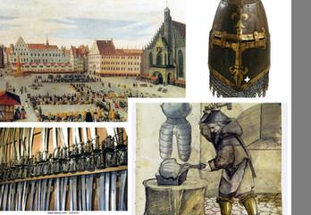 Waffenhandel im Mittelalter  Auszug aus einer Arbeit von 2010