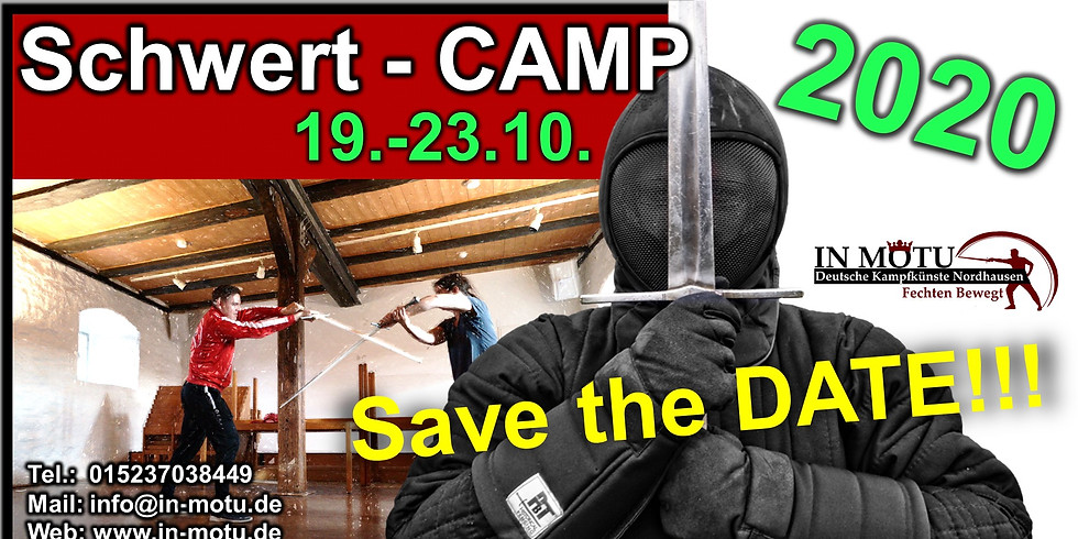 Schwertcamp 2020