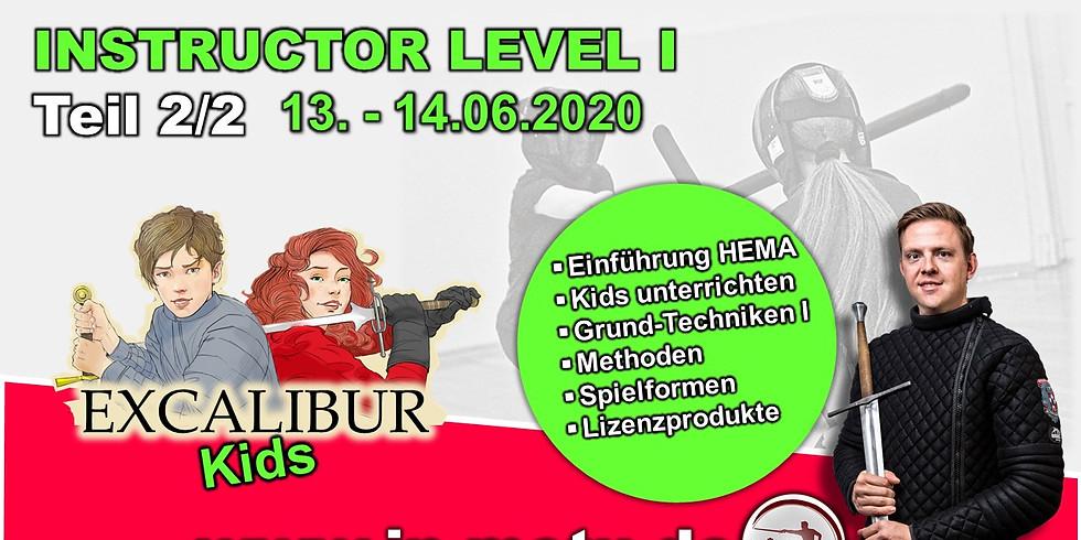 EXCALIBUR KIDS Instructor Level I (Teil 2/2)