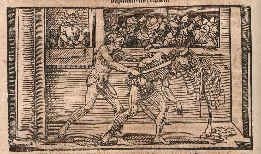 Jörg(Georg) Wickram, Scherz mit der Wahrheit, 1563 S. LXXII