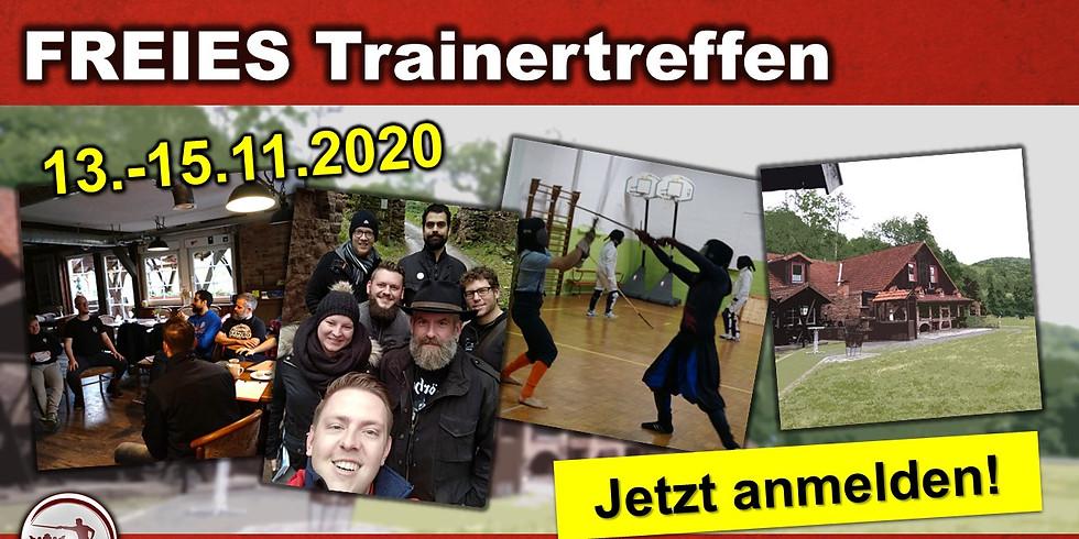 Freies Trainertreffen  2020