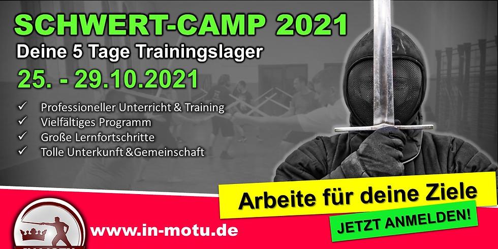 Schwertcamp 2021