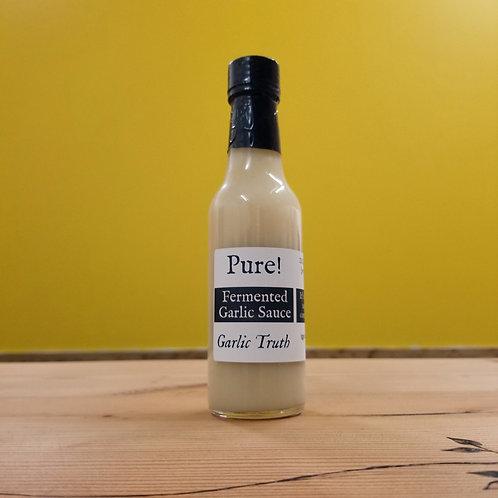 Pure Fermented Garlic Sauce - 5oz