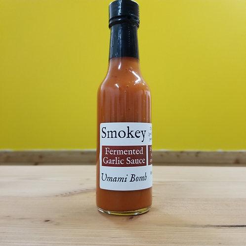 Smokey Garlic Sauce 5oz