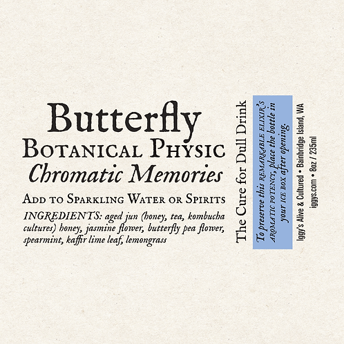 Butterfly Botanical Physic