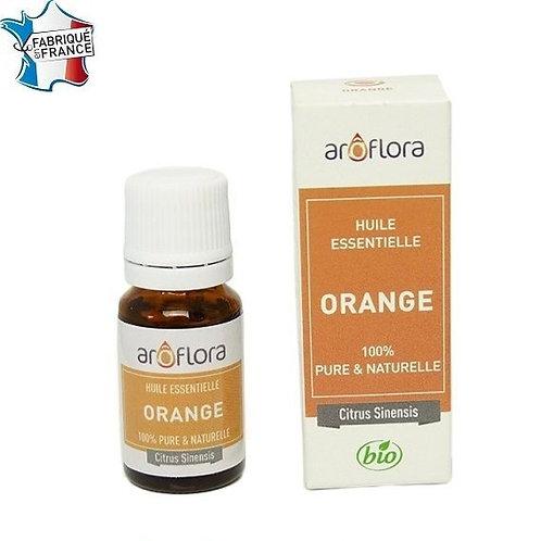 Huile essentielle d'orange 10ml, 100% pure et naturelle