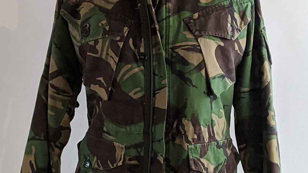 Camo jacket size 14 sold
