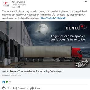 Kenco Social Posts