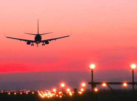 El valor en las acciones desplomadas de las líneas aéreas