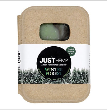 Winter Forest Bar Soap