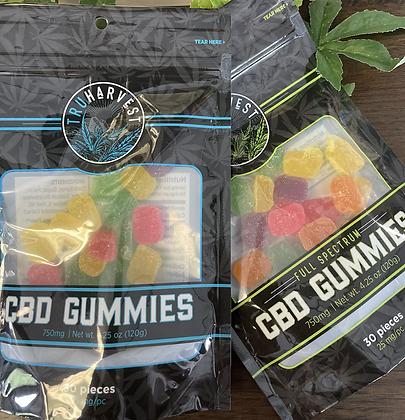 TruHarvest CBD Gummies 30ct.