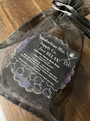 Just RELAX! Lavender Bar Soap