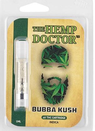 Delta 8 THC Hemp Derived Bubba Kush Cartridge (Indica)