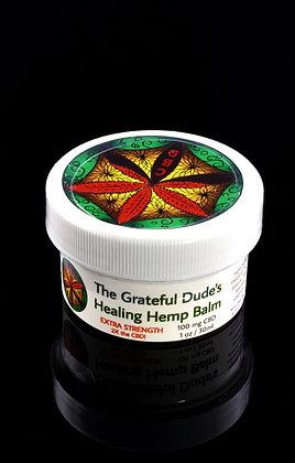 The Greatful Dudes Healing Hemp Balm