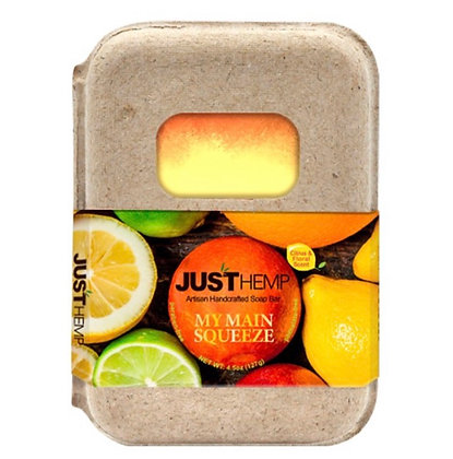 My Main Squeeze Bar Soap