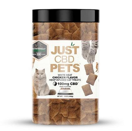 Just CBD Pet Cat Treats