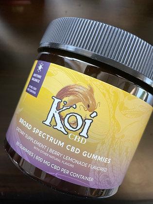 Koi Anytime Balance CBD Gummies 60ct.