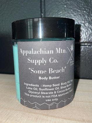 """""""Some Beach"""" Body Butter"""