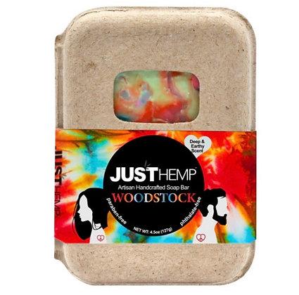 Woodstock Bar Soap