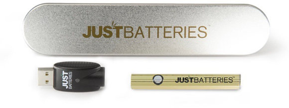 Gold Just Batteries VIBE Pen