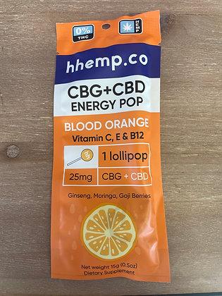 Hhemp.co THC Free Lollipop ENERGY