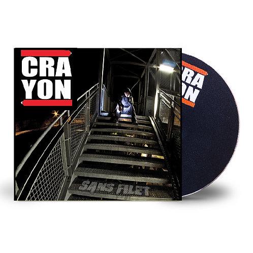 "CRAYON ""Sans Filet"" - CD"