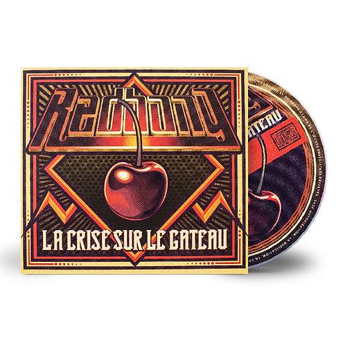 """REDBONG """"La Crise sur le Gateau"""" - CD"""