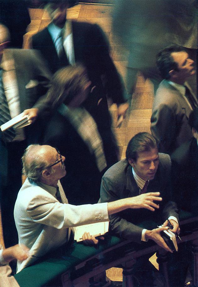 Bolsa Santiago 1991