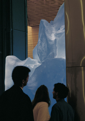 Iceberg Pab. Chileno Expo. 92