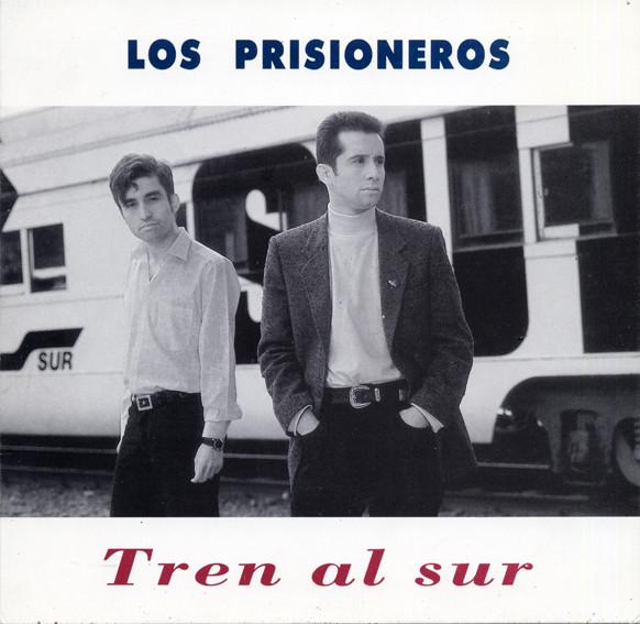 Los Prisioneros - carátula single Tren al Sur