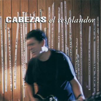Carlos Cabezas - carátula El Resplandor
