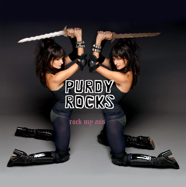 Purdy Rocks - carátula Rock my Ass