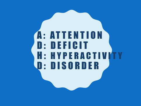 ADHD Signs and Symptoms in Children
