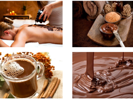 Our Tastiest, Yummiest,  Delight!  Chocolate and Vanilla Body Ritual