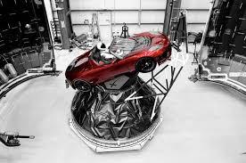 Tesla at SpaceX