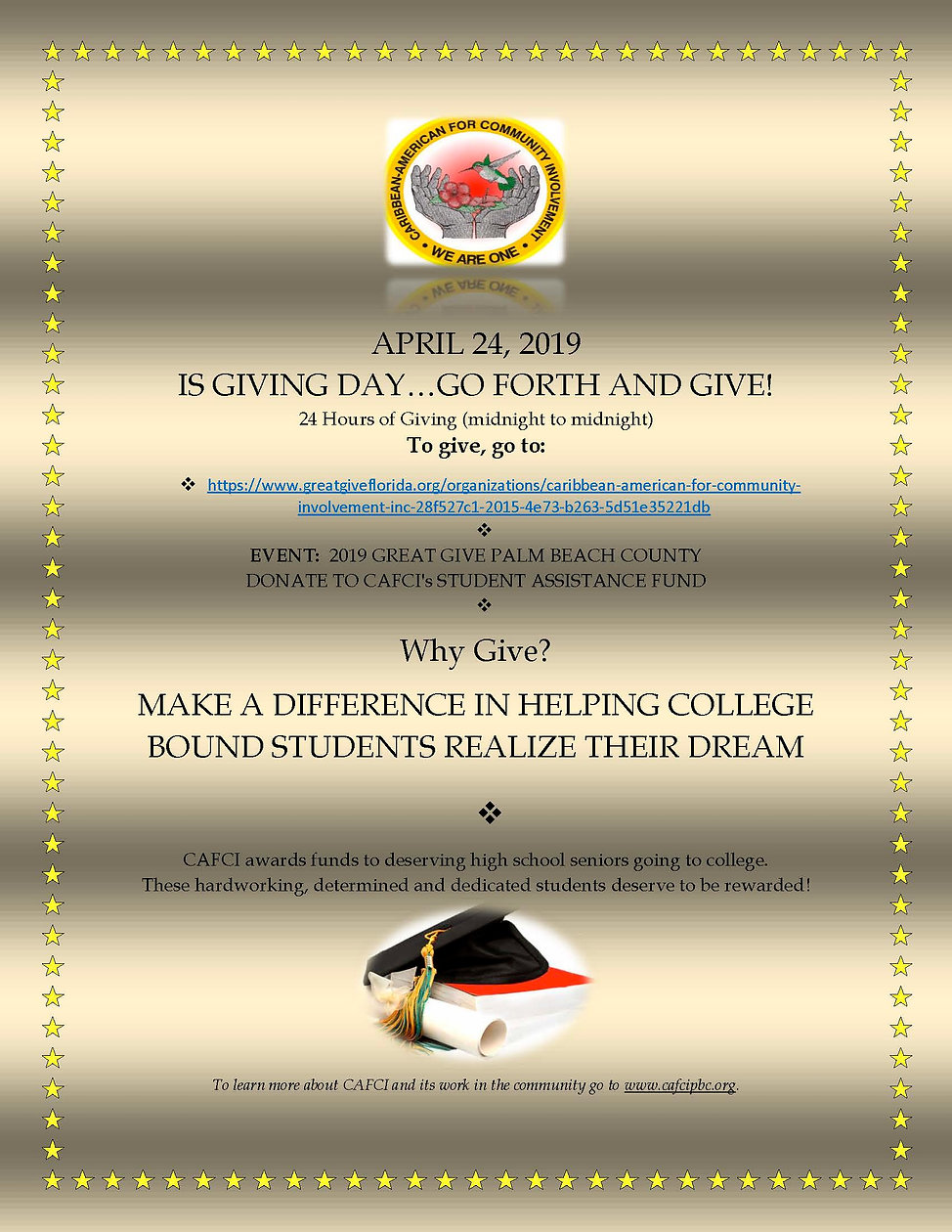 CAFCI GREAT GIVE FLYER 2019.jpg