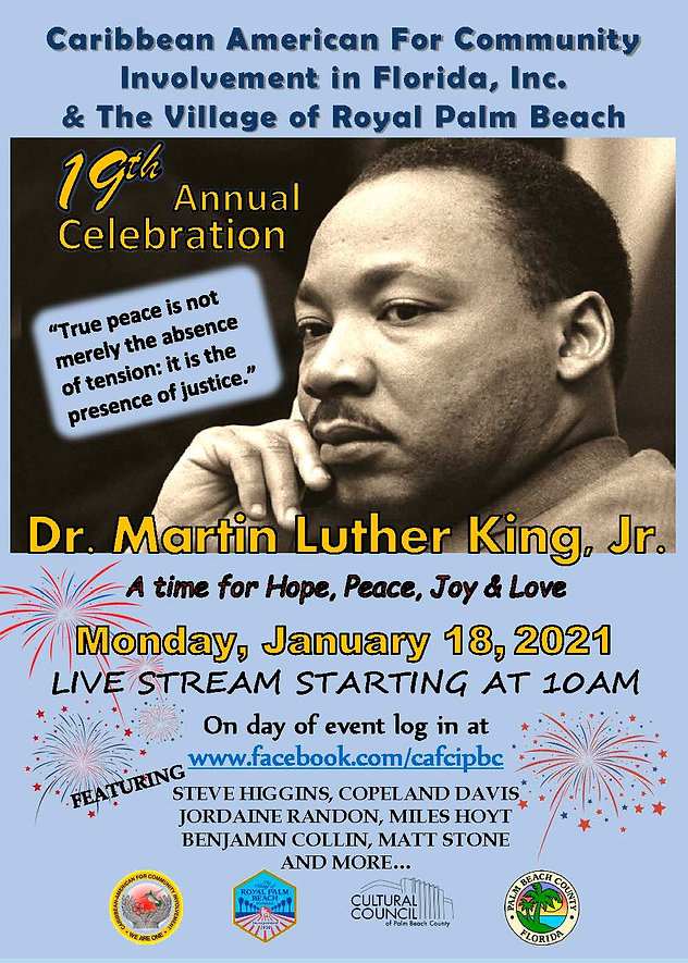 MLK Flyer 2021-with Artists (as of 2021-