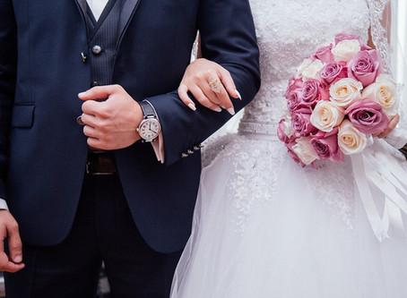 Выбор свадебного костюма