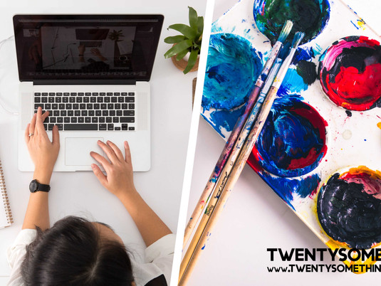 All work and no play? Here's how to distinguish your work from your hobbies