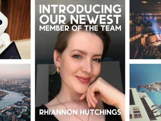 The Twentysomething team is growing! Introducing Rhiannon Hutchings...