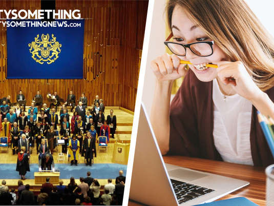 The university of the air: Why I chose The Open University and regret nothing